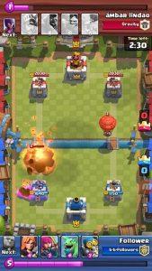 Clash Royale Battle 2