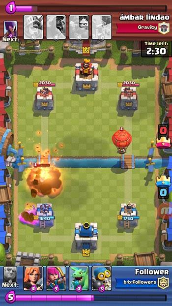 Поеднок Clash Royale