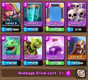 Super skeletons deck