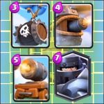 4 new cards, ability to keep 5 decks and more in the upcoming Clash Royale update!