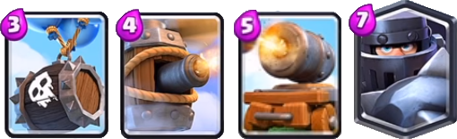 New cards in Clash Royale