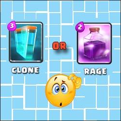 Clone Or Rage