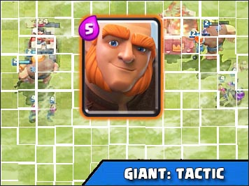 Giant - the main card on the first Arenas!