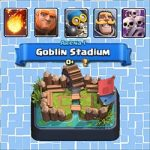 "Arena 1: the best deck for Arena ""Goblin Stadium"""