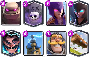 Best deck Knight Challenge