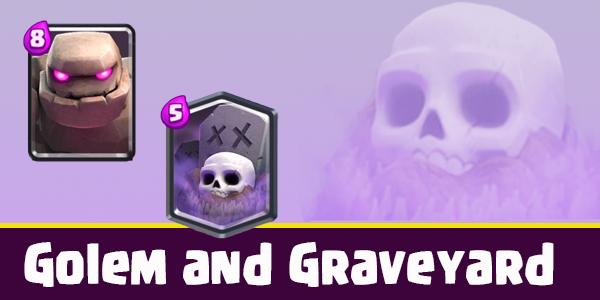 Golem and Graveyard