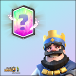Probability of getting legendary card in Clash Royale