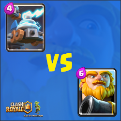 Zappies vs Royal Giant