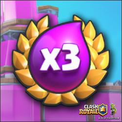 Triple Elixir Challenge:  win deck and tips!